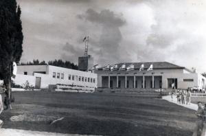 חנוכת-חדר-האוכל-החדש-1950